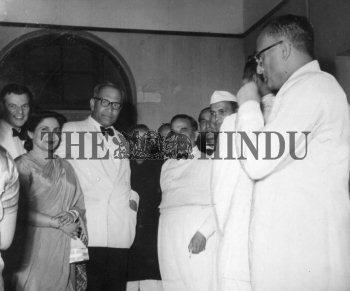 Image Id : 1120862 <span>Date : 1954-04-20 <span>Category : Politics</span>