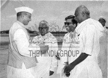 Image Id : 1120911 <span>Date : 1957-08-23 <span>Category : Politics</span>
