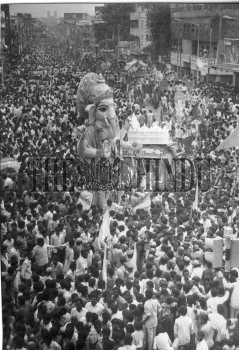 Image Id : 1336745 <span>Date : 1992-09-10 <span>Category : Religion and Belief</span>