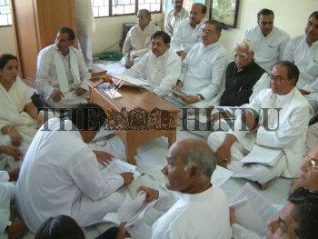 Image Id : 1904491 <span>Date : 2003-11-05 <span>Category : Politics</span>