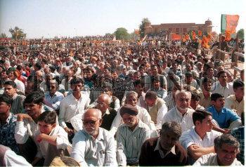 Image Id : 1960759 <span>Date : 2003-11-18 <span>Category : Politics</span>