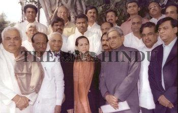 Image Id : 2365766 <span>Date : 2004-02-18 <span>Category : Politics</span>