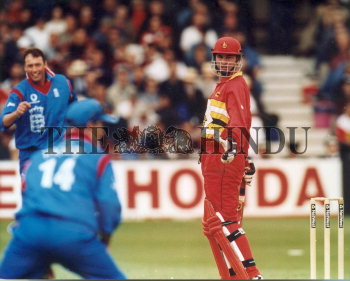 Image Id : 2729416 <span>Date : 1999-05-25 <span>Category : Sport</span>