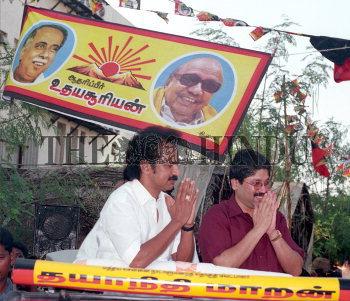 Image Id : 2730049 <span>Date : 2004-04-29 <span>Category : Politics</span>