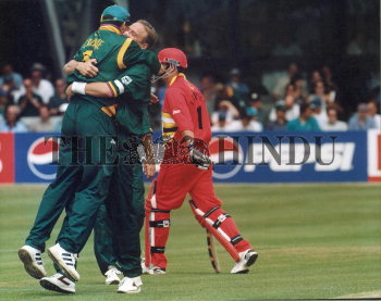 Image Id : 2757882 <span>Date : 1999-05-29 <span>Category : Sport</span>
