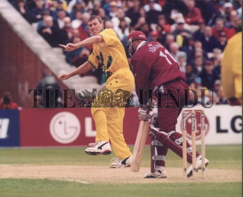 Image Id : 2800595 <span>Date : 1999-05-30 <span>Category : Sport</span>