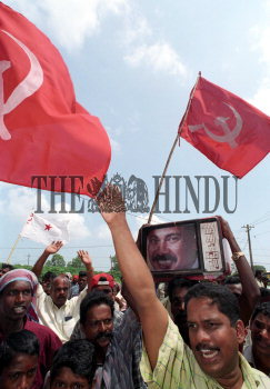 Image Id : 2800886 <span>Date : 2004-05-13 <span>Category : Politics</span>