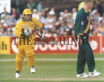 Image Id : 2870261 <span>Date : 1999-06-13 <span>Category : Sport</span>