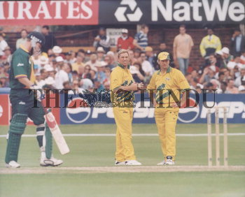 Image Id : 2875235 <span>Date : 1999-06-13 <span>Category : Sport</span>