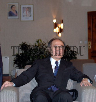 Image Id : 3724199 <span>Date : 2004-10-27 <span>Category : Politics</span>