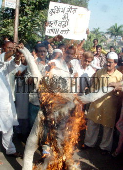 Image Id : 3779446 <span>Date : 2004-11-06 <span>Category : Politics</span>