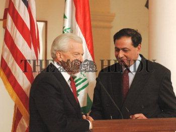 Image Id : 4285571 <span>Date : 2005-02-04 <span>Category : Politics</span>