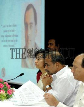 Image Id : 4640639 <span>Date : 2005-04-04 <span>Category : Politics</span>