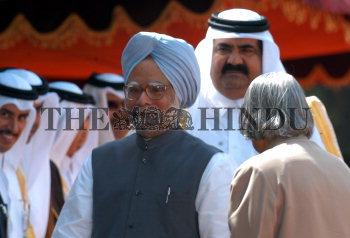 Image Id : 4707662 <span>Date : 2005-04-14 <span>Category : Politics</span>