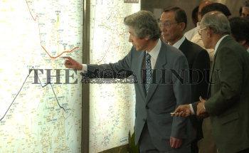 Image Id : 4802124 <span>Date : 2005-04-29 <span>Category : Politics</span>
