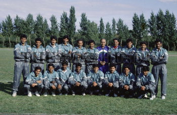 Image Id : 5285380 <span>Date : 1993-08-29 <span>Category : Sport</span>
