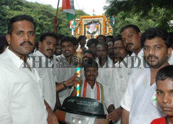 Image Id : 5528729 <span>Date : 2005-08-30 <span>Category : Politics</span>