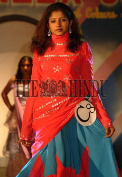 Fashion Show At Psg College Coimbatore The Hindu Images