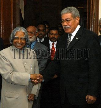 Image Id : 5812440 <span>Date : 2005-10-10 <span>Category : Politics</span>