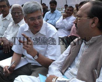 Image Id : 5943415 <span>Date : 2005-10-29 <span>Category : Politics</span>