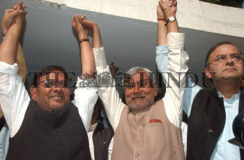 Image Id : 6134343 <span>Date : 2005-11-22 <span>Category : Politics</span>