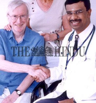 Image Id : 6821720 <span>Date : 2006-02-13 <span>Category : Health</span>