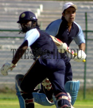 Image Id : 6998931 <span>Date : 2006-03-03 <span>Category : Sport</span>