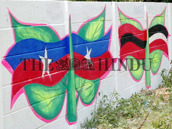 Image Id : 7529373 <span>Date : 2006-04-20 <span>Category : Politics</span>