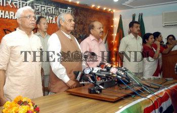 Image Id : 9290371 <span>Date : 2006-09-07 <span>Category : Politics</span>