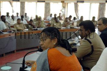 Image Id : 9631527 <span>Date : 2006-10-03 <span>Category : Politics</span>
