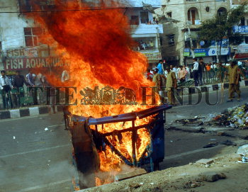 Image Id : 10197318 <span>Date : 2006-11-07 <span>Category : Politics</span>