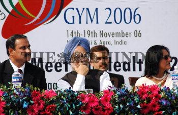 Image Id : 10294522 <span>Date : 2006-11-14 <span>Category : Politics</span>