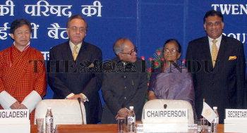 Image Id : 11859368 <span>Date : 2007-04-02 <span>Category : Politics</span>