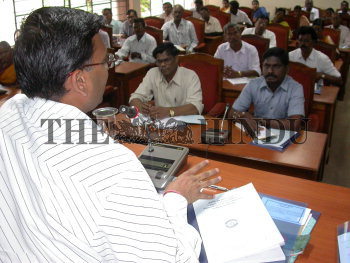 Image Id : 12730016 <span>Date : 2007-06-05 <span>Category : Politics</span>