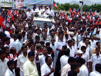 Image Id : 13906627 <span>Date : 2007-08-24 <span>Category : Politics</span>