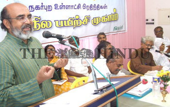 Image Id : 14031218 <span>Date : 2007-09-01 <span>Category : Politics</span>