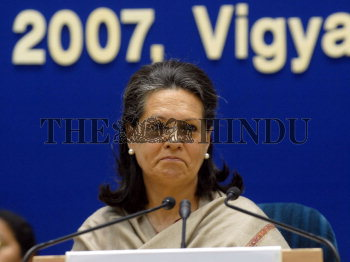 Image Id : 15524452 <span>Date : 2007-11-29 <span>Category : Politics</span>