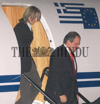 Image Id : 16242740 <span>Date : 2008-01-10 <span>Category : Politics</span>