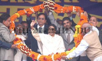 Image Id : 16850626 <span>Date : 2008-02-06 <span>Category : Politics</span>