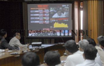 Image Id : 101031476 <span>Date : 2008-02-29 <span>Category : Politics</span>