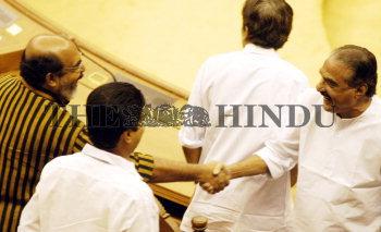 Image Id : 101138771 <span>Date : 2008-03-06 <span>Category : Politics</span>
