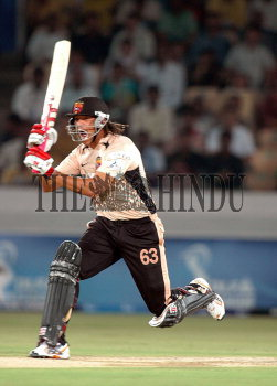 Image Id : 102202721 <span>Date : 2008-04-24 <span>Category : Sport</span>