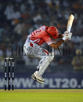 Image Id : 102344952 <span>Date : 2008-05-03 <span>Category : Sport</span>