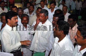 Image Id : 106769261 <span>Date : 2009-01-19 <span>Category : Politics</span>