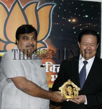 Image Id : 119080309 <span>Date : 2010-11-01 <span>Category : Politics</span>