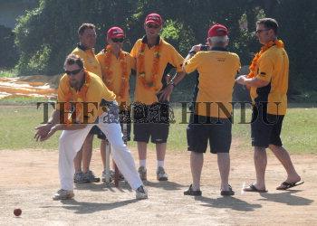 Image Id : 120278280 <span>Date : 2011-01-04 <span>Category : Sport</span>