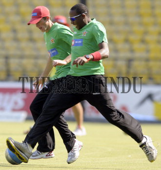 Image Id : 121740844 <span>Date : 2011-02-27 <span>Category : Sport</span>