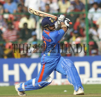 Image Id : 121744446 <span>Date : 2011-02-27 <span>Category : Sport</span>