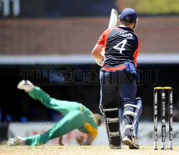 Image Id : 122026521 <span>Date : 2011-03-06 <span>Category : Sport</span>