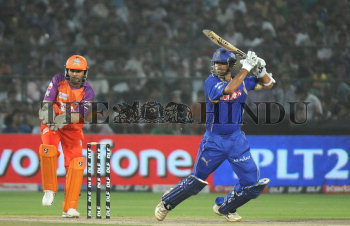Image Id : 123558457 <span>Date : 2011-04-24 <span>Category : Sport</span>